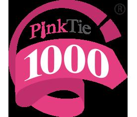 Pink Tie 1000